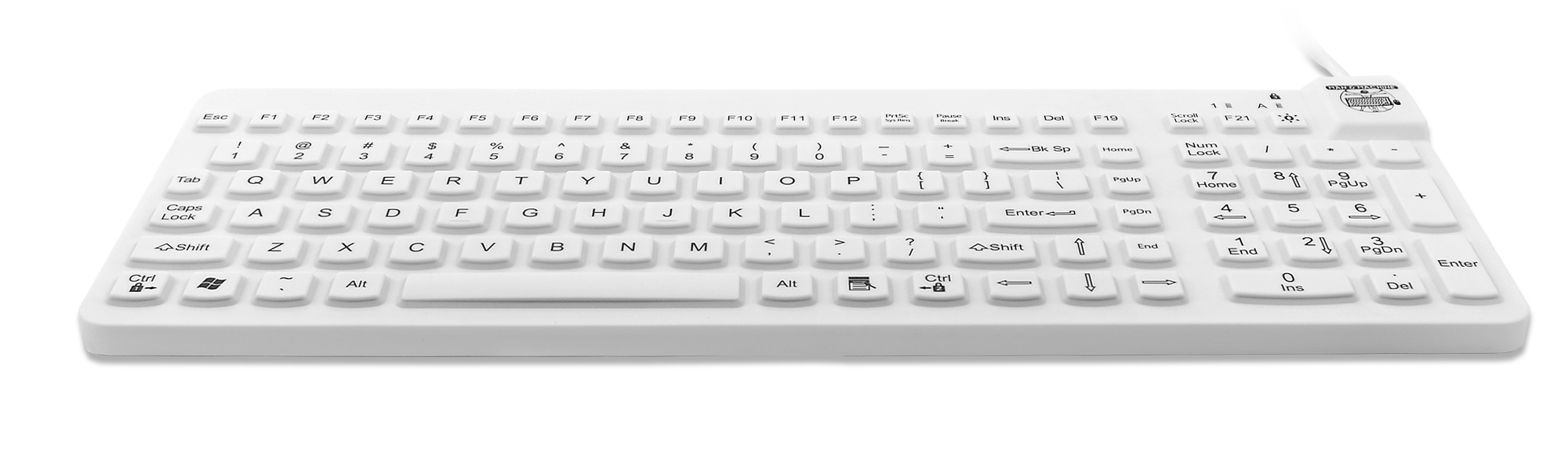 REALLYCOOL IP68 klinisk tastatur